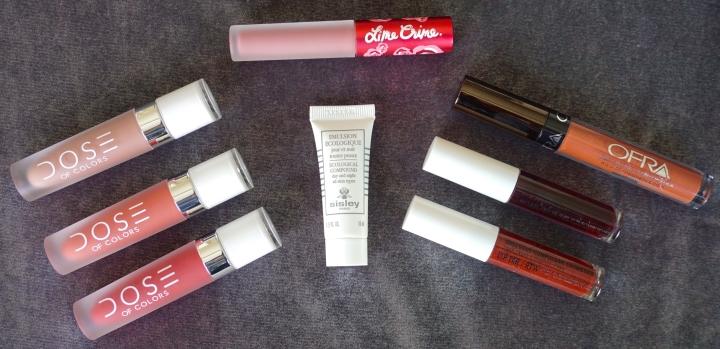 Lipsticks Haul |ช้อปปิ้งลิปสติก